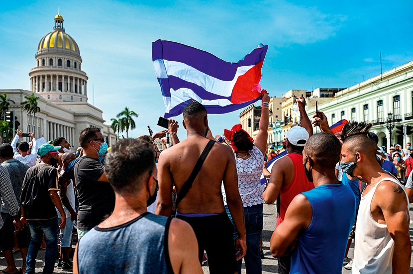 Cuba libre: why Cubans have reached breaking point