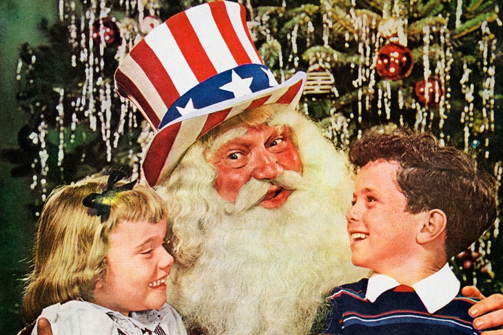 Why are Americans so unhinged about Christmas?