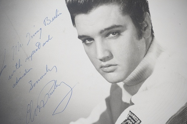 """Elvis Presley appears in a dream to Enoch O'Reilly, the """"hero"""" of Peter Murphy's 'Shall We Gather At The River', and Enoch is compelled to become a radiovangelist, albeit one who does not believe in God. Image: Getty"""