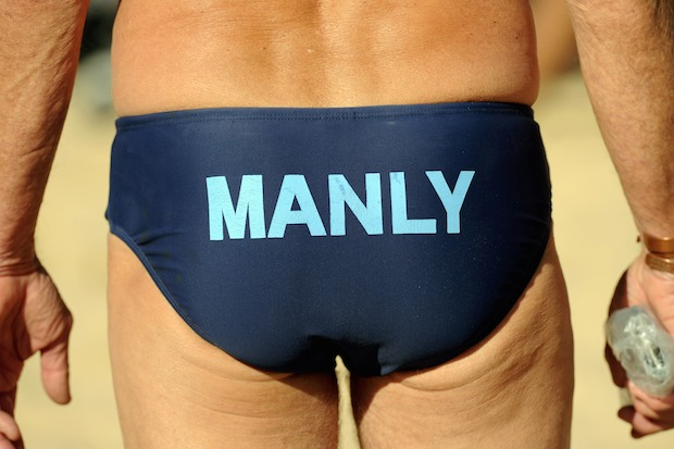 Is Britain facing a masculinity crisis? Photo: Getty Images.