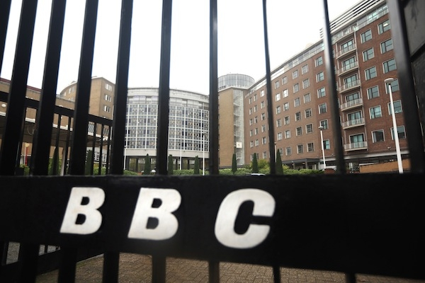 Unlocked: the BBC's policy makers. Photo: Getty Images.