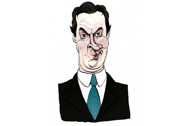 George Osborne interview: smaller government is not enough
