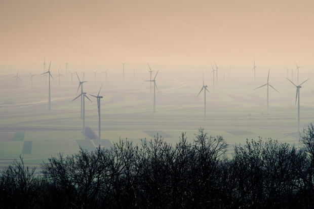 Why can't country views be protected from wind turbines?