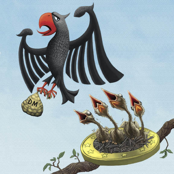 Germany's eurozone dilemma: should they stay or should they go?