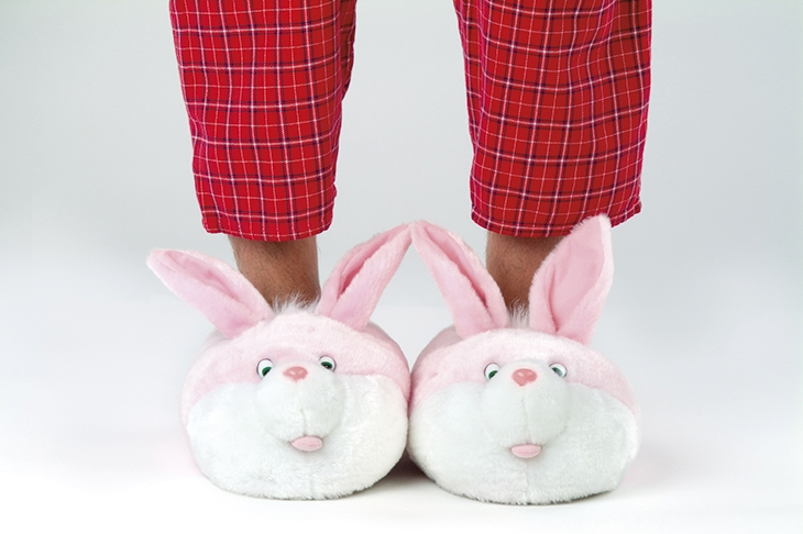 What do your lockdown slippers say about you?