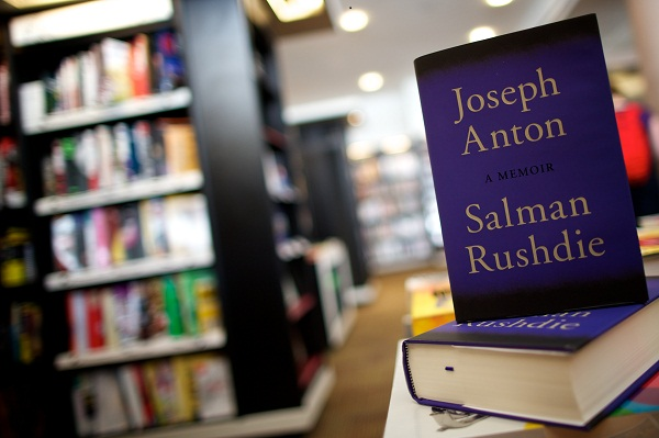 'Joseph Anton' is a brilliant and important book. And it's funny. Image: Getty