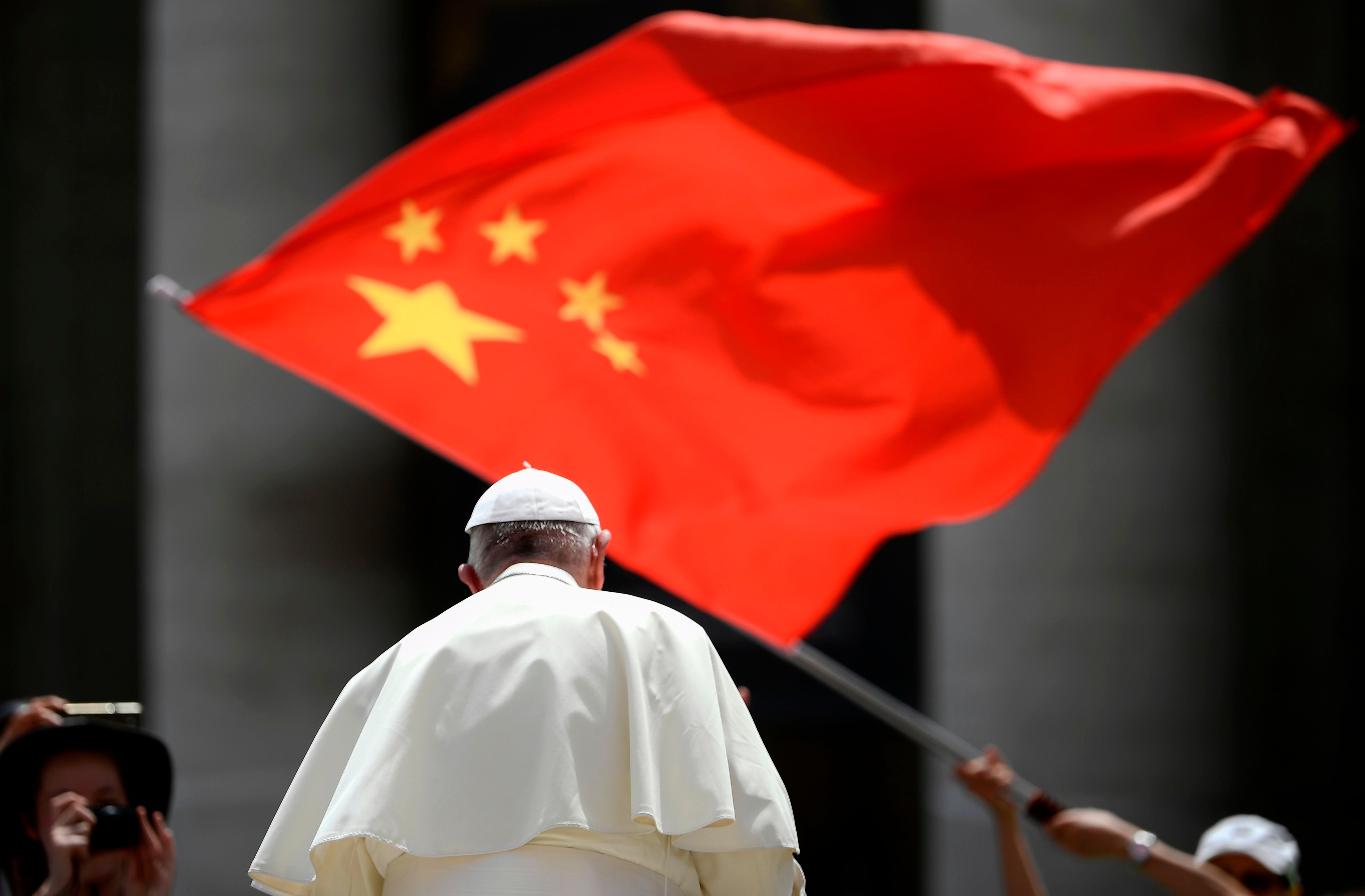 The Vatican's sinister deal with Beijing