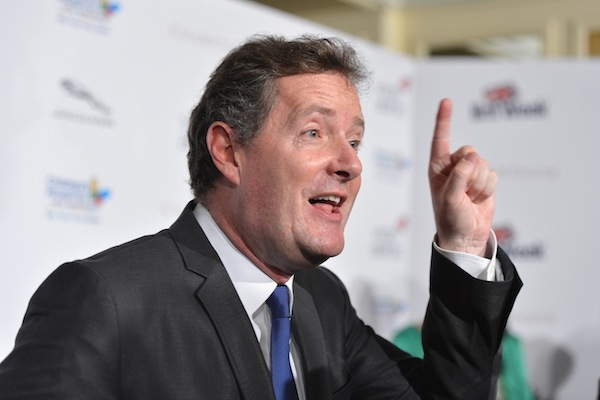 Piers Morgan. Photo: Getty Images.