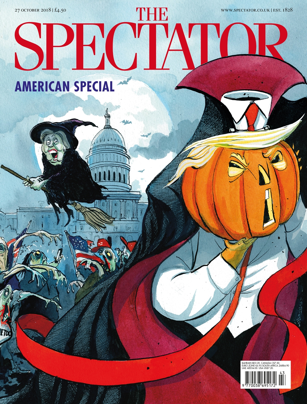 Issue 27 October 2018 The Spectator