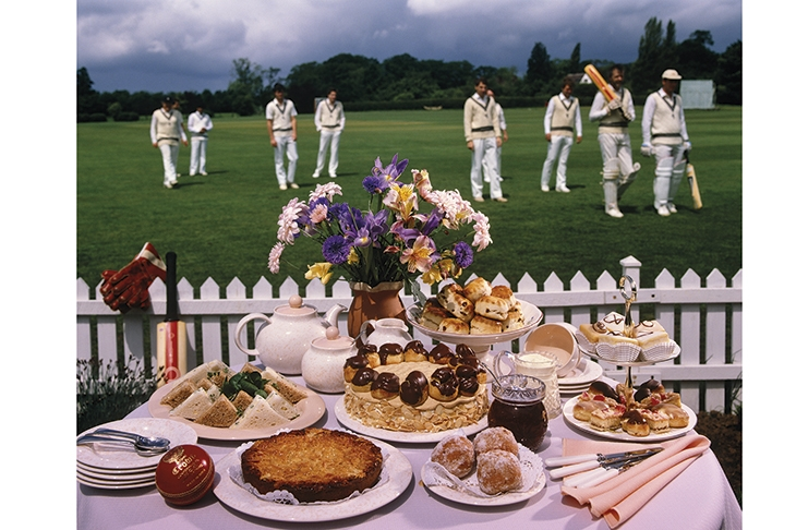 The traditional cricket tea is under threat