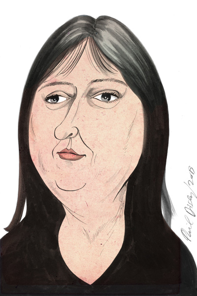 Julie Burchill interview: 'I don't want to be normal'