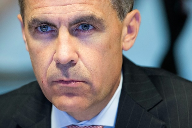 Mark Carney has a £250,000 housing allowance - why would he care about rising property prices?