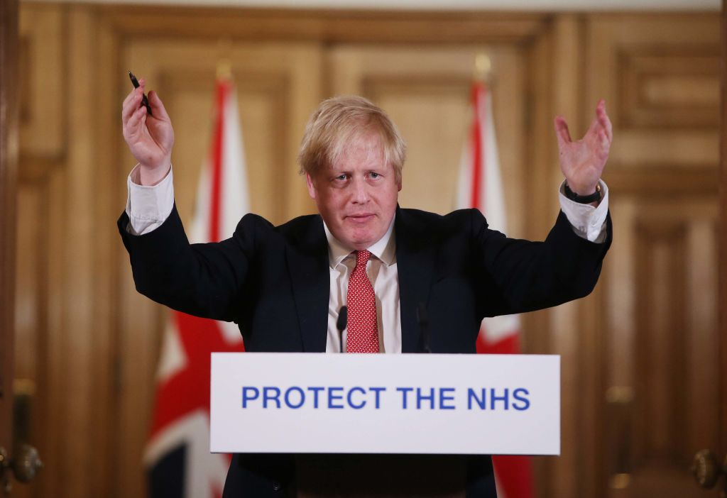 Boris should be praised for his reluctance to send in the police
