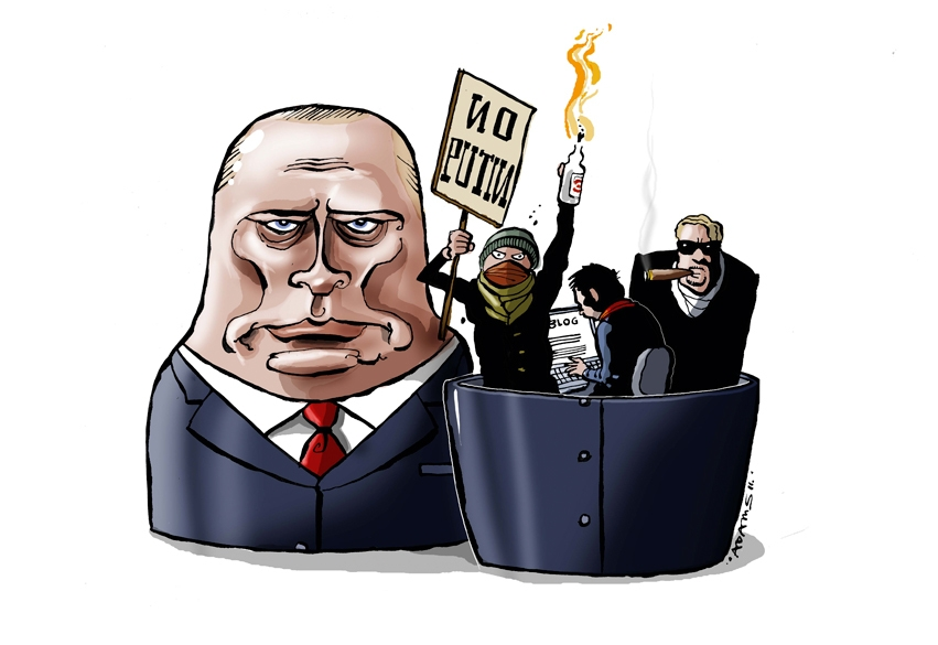 Russia's new dissidents