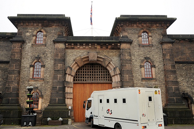 New data suggests that UK prisons are in crisis. (Image: BEN STANSALL/AFP/Getty Images)