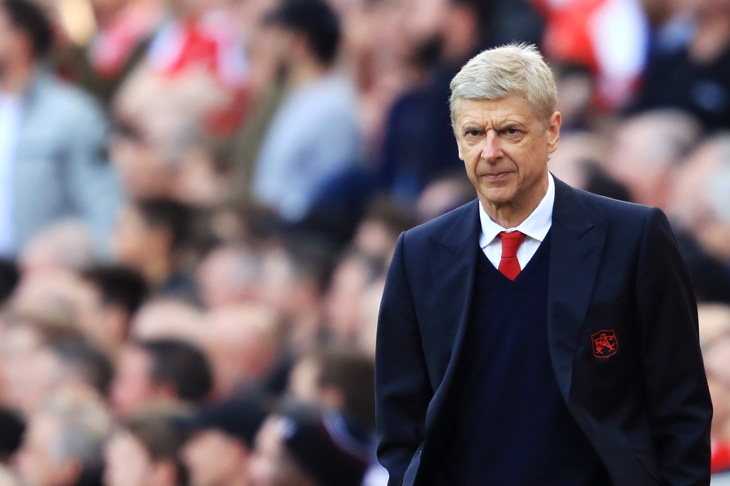Stand up for Arsène