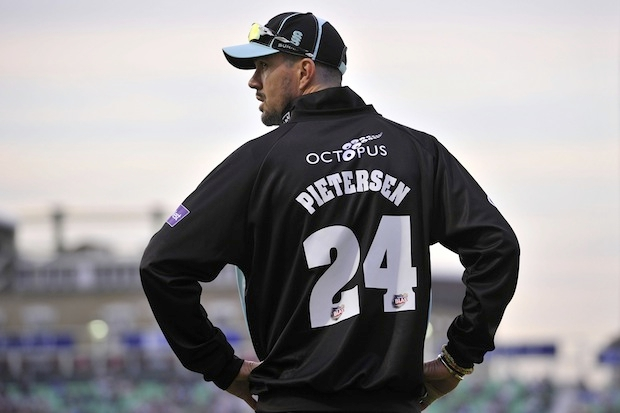 The unbearable vanity of Kevin Pietersen