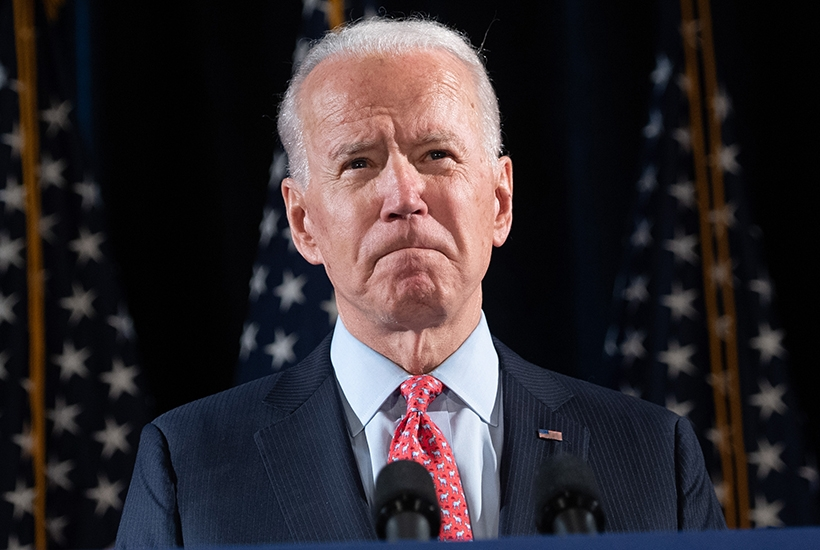 Hiding Biden is the best way to get him elected