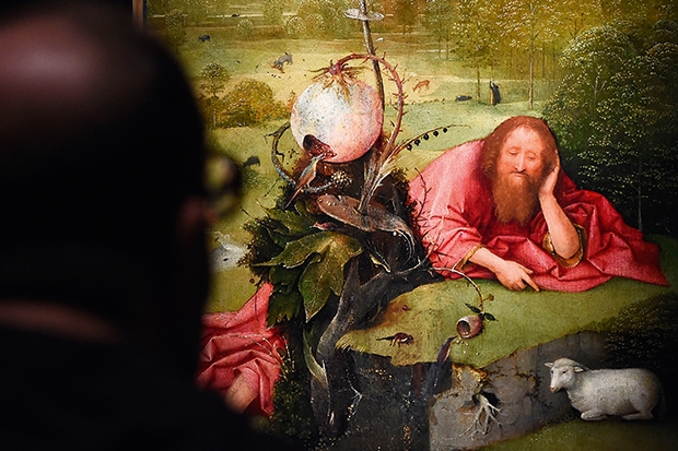 The delights of Hieronymus Bosch