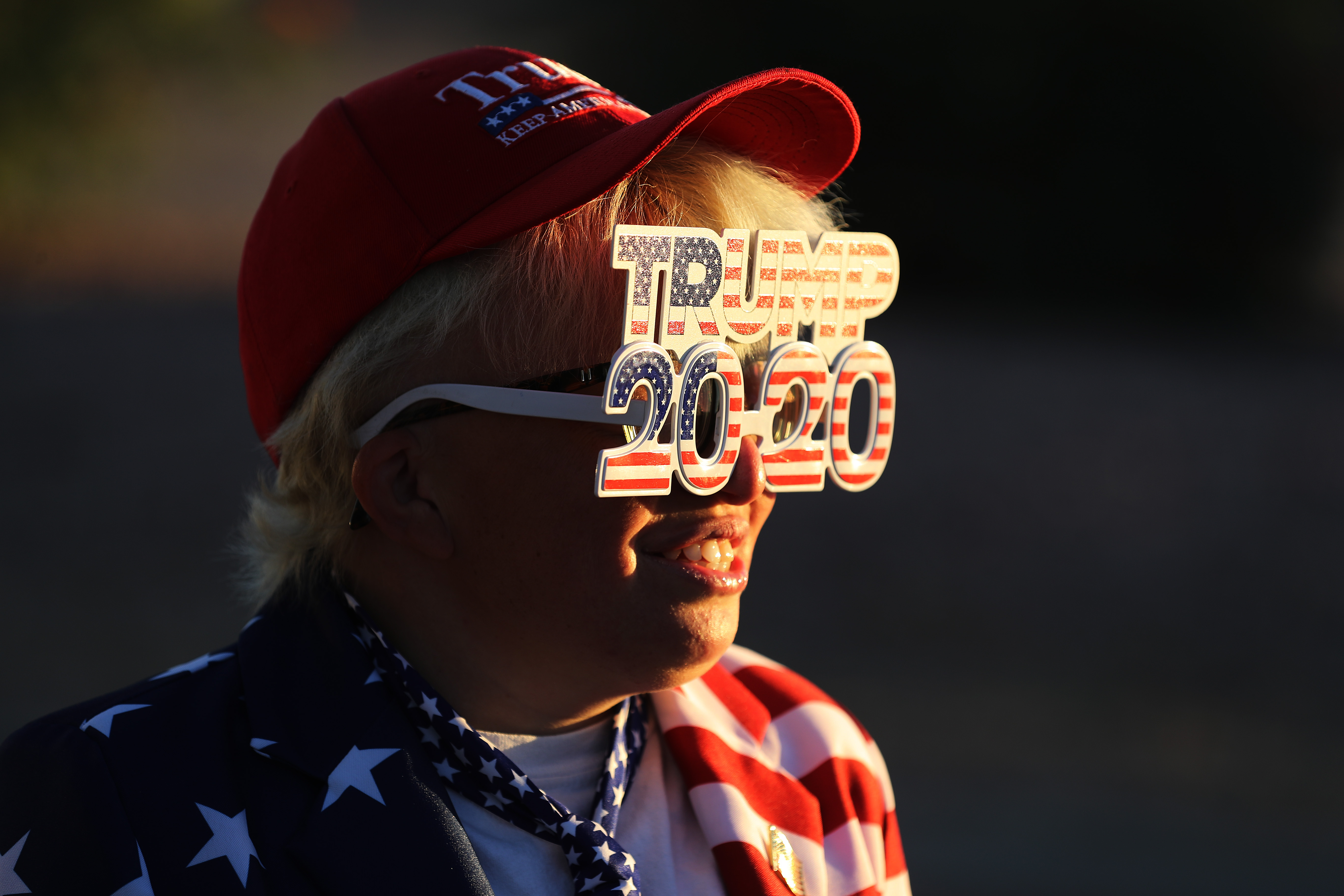 Why are Trump voters more enthusiastic?