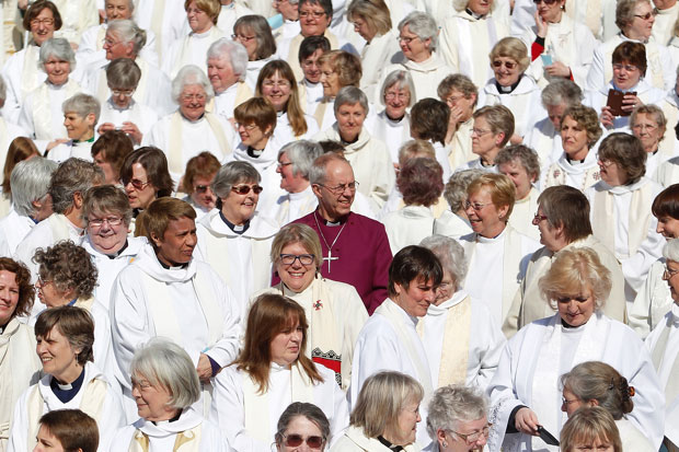 Conservative Anglicans' emergency plan to escape women bishops