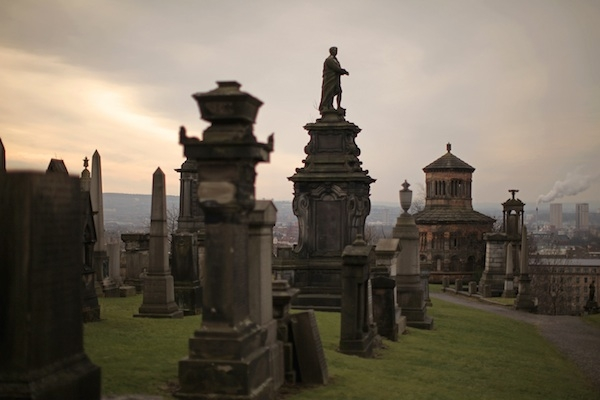 Recycled graves – coming soon to a cemetery near you
