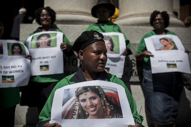 At least South Africa has the world's best murder trials