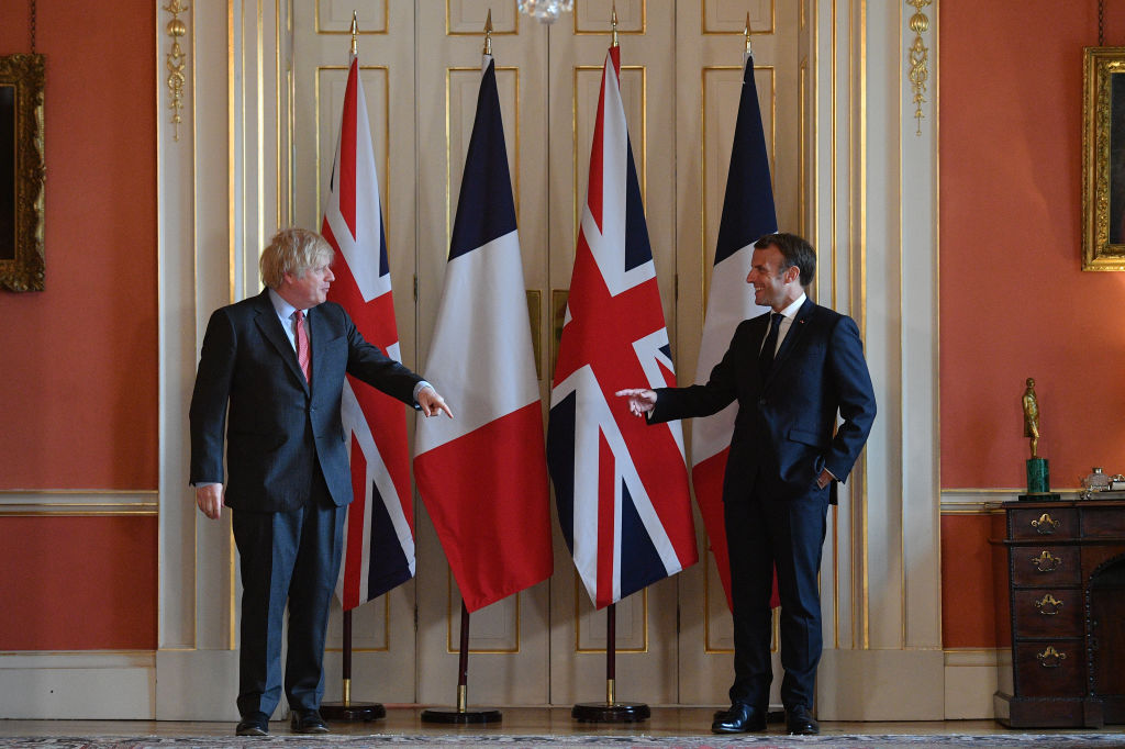 Is this the real reason Macron dislikes Brexit?