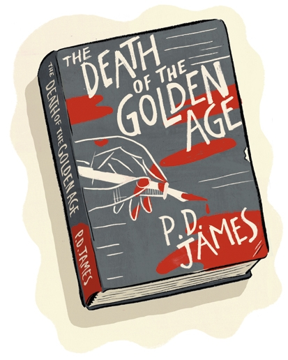 P.D. James: Who killed the golden age of crime?