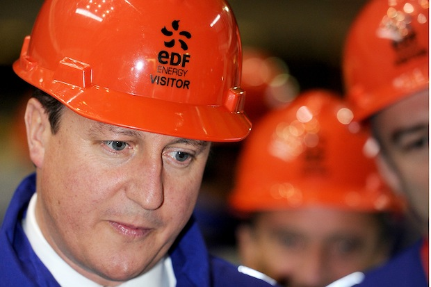 Why has Britain signed up for the world's most expensive power station?