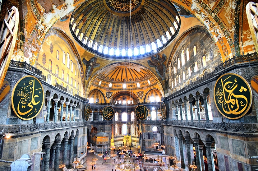 There is no justification for turning Hagia Sophia into a mosque