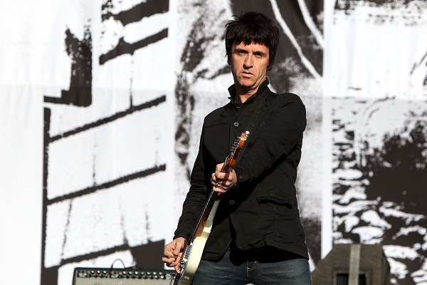Johnny Marr is laying into David Cameron, again. Image: Getty