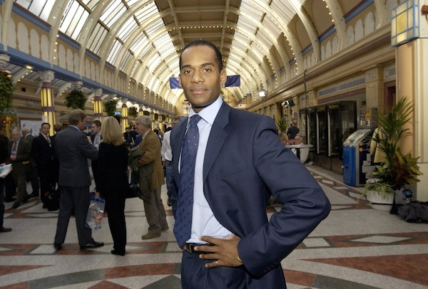 The plotters supporting Adam Afriyie are continuing their machinations. Picture: Getty