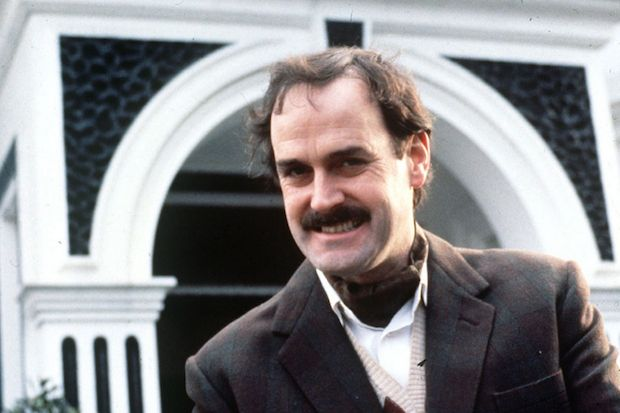 Basil Fawlty: still representative of the typical Englander? Photo: BBC.