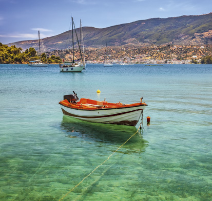 Notes on...The Peloponnese