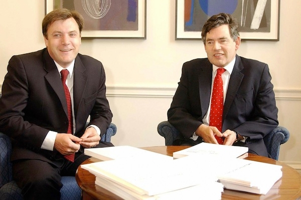 Ed Balls has no choice but to defend his economic record of the past. Photo: Getty Images.