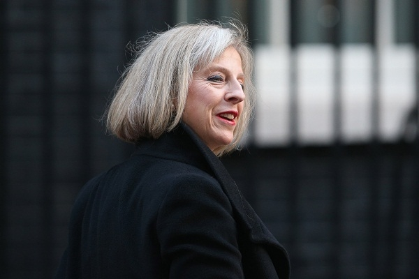 Theresa May has clashed again with the judiciary over the deportation of foreign criminals. Image: Getty