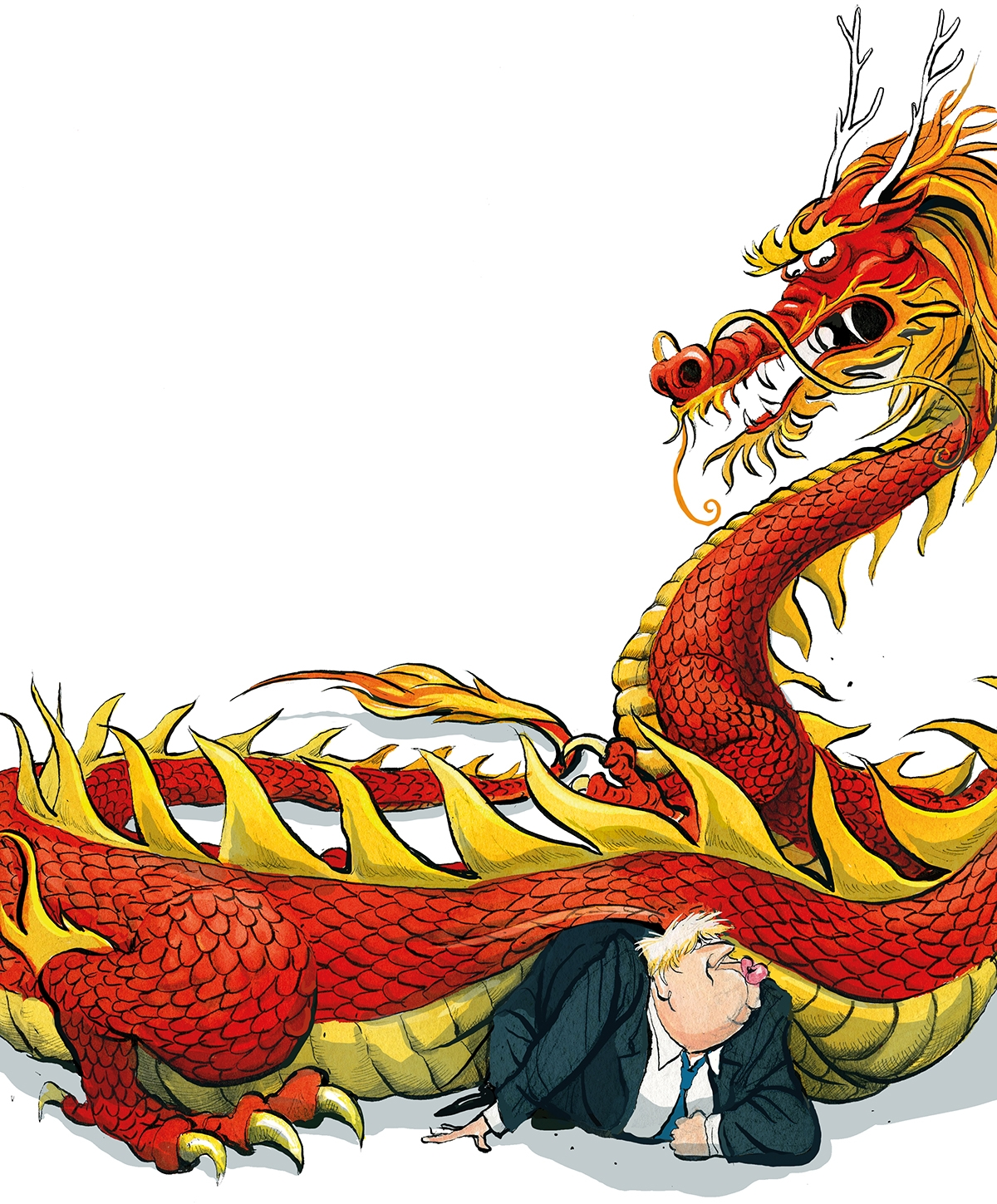 Escaping the dragon: rethinking our approach to China