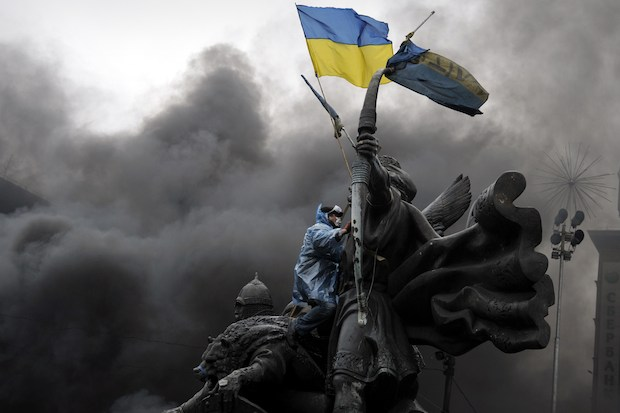 Where is public opinion on the Ukraine crisis? Photo: Getty Images.