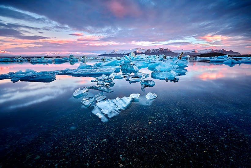 Iceland's melting glaciers are nothing to panic about