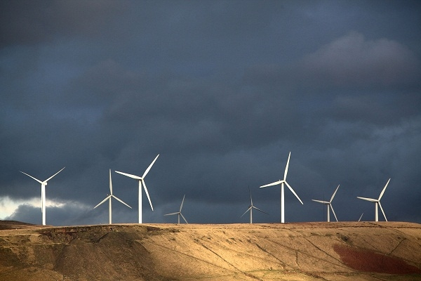 Conservative MP Greg Barker has said that wind farms are 'wonderful' and 'majestic', and that they have become a 'tourist attraction.' Image: Getty