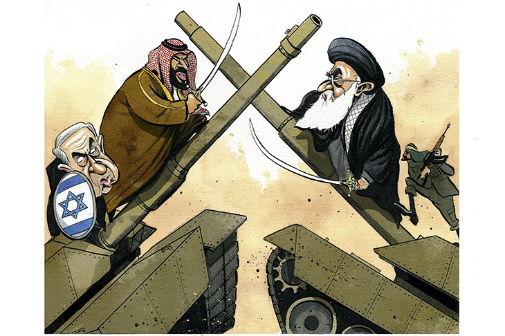 Iran vs the rest: the Middle East has reached a tipping point