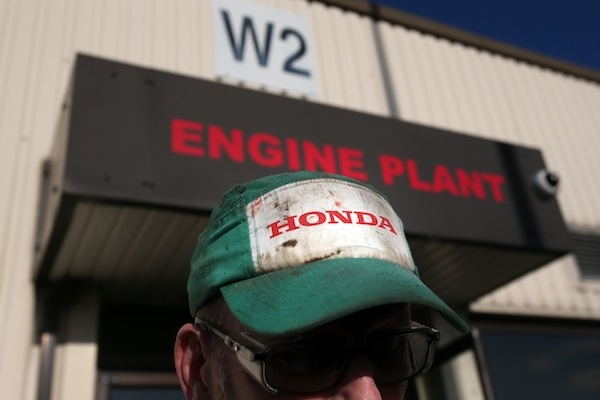 What does the loss of 800 jobs at a Honda factory in Swindon really mean? Picture: Getty Images