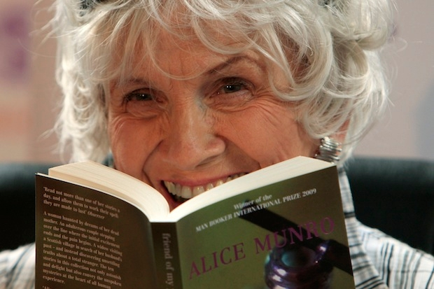Alice Munro won't let her Nobel go to her head — that's why she's a true Canadian writer