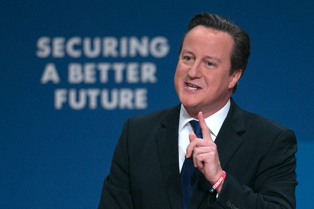 How Cameron could make the EU a winning issue (and why he won't)