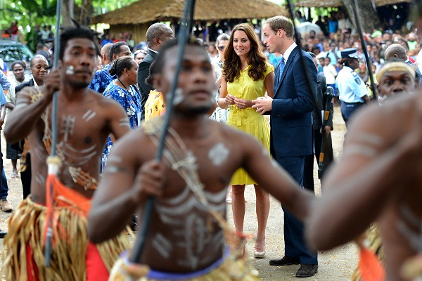 The Duchess of Cambridge has been incredibly dignified in the face of adversity. Image: Getty.