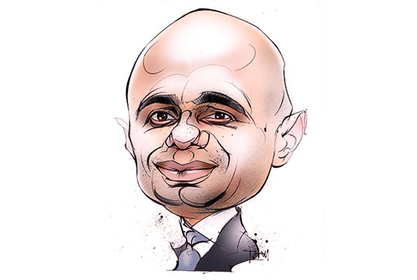 'Corbyn is led by ideology, I'm led by economics': Sajid Javid's spending plan