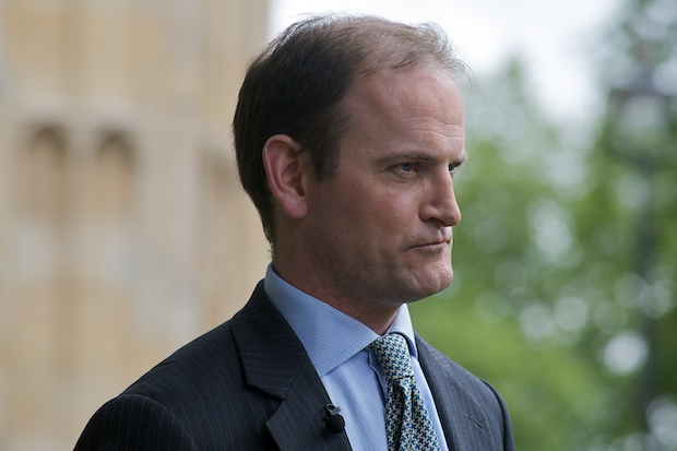 Conservative MP for Clacton Douglas Carswell MP, Photo: Getty Images.