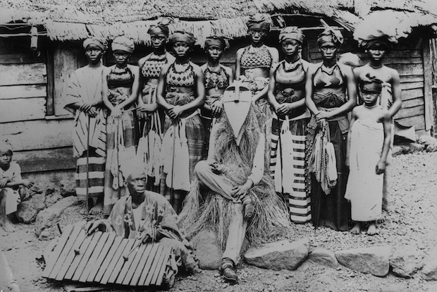 Witch-hunting capitalism in Africa