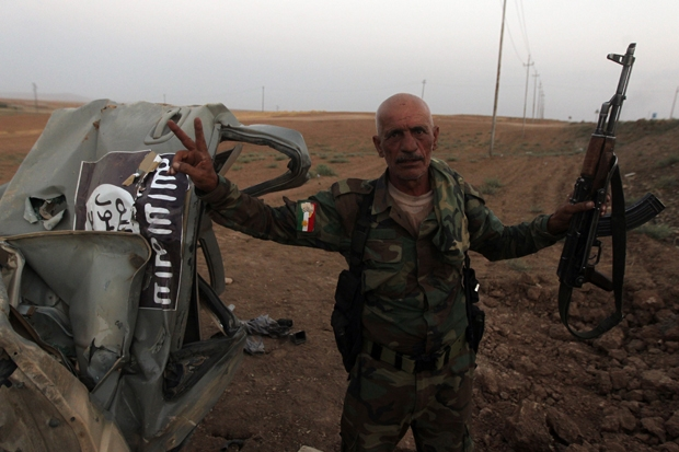 Travels in Isis country: priests, Peshmerga and property developers